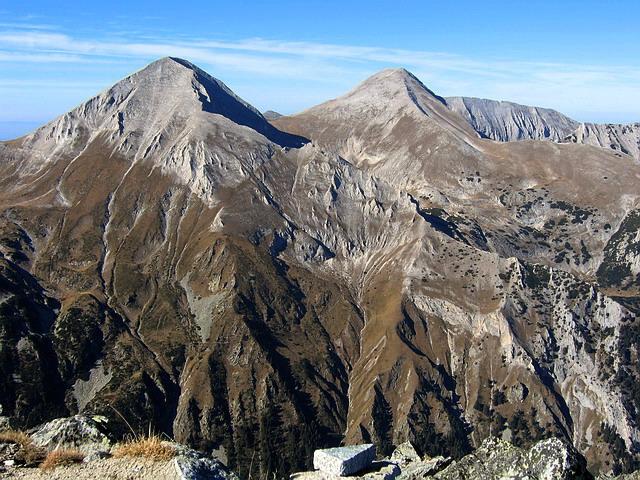 Похід по Балканам - Ріла і Пірін