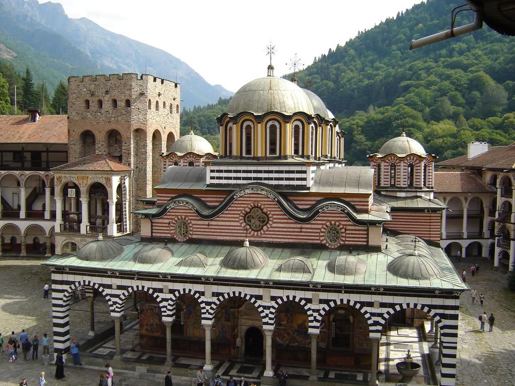 Рільский монастир Болгарія