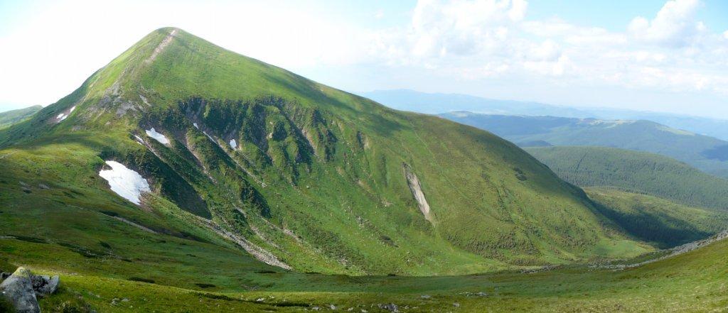 Говерла - поход по Чорногірському Хребту