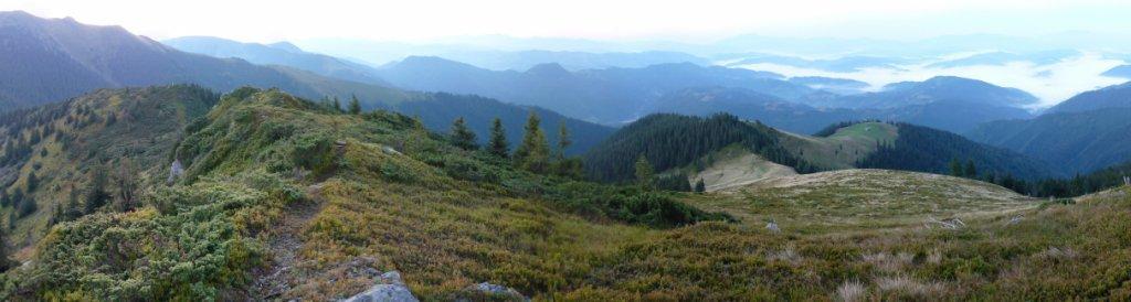 Гуцульські альпи похід