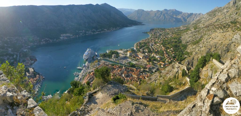 Поход по Черногории. Котор