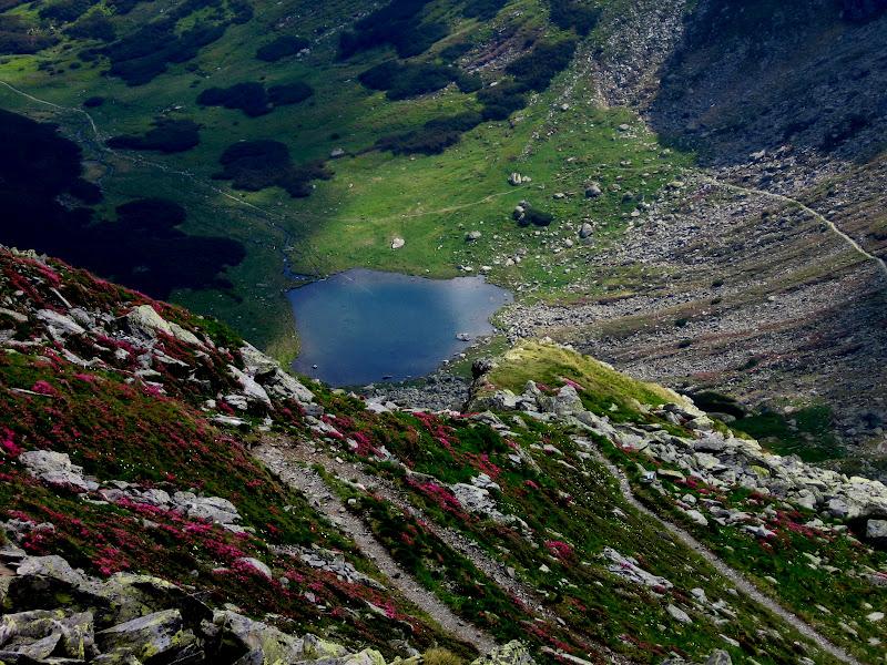 Озеро Лезер - роднянькі альпи