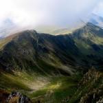 Панорама с вершины Инеу