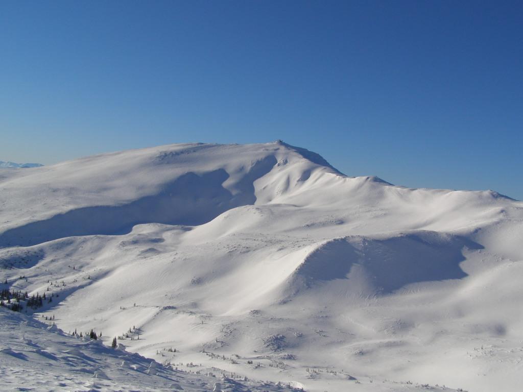 Зимове сходження на піп іван чорногірський