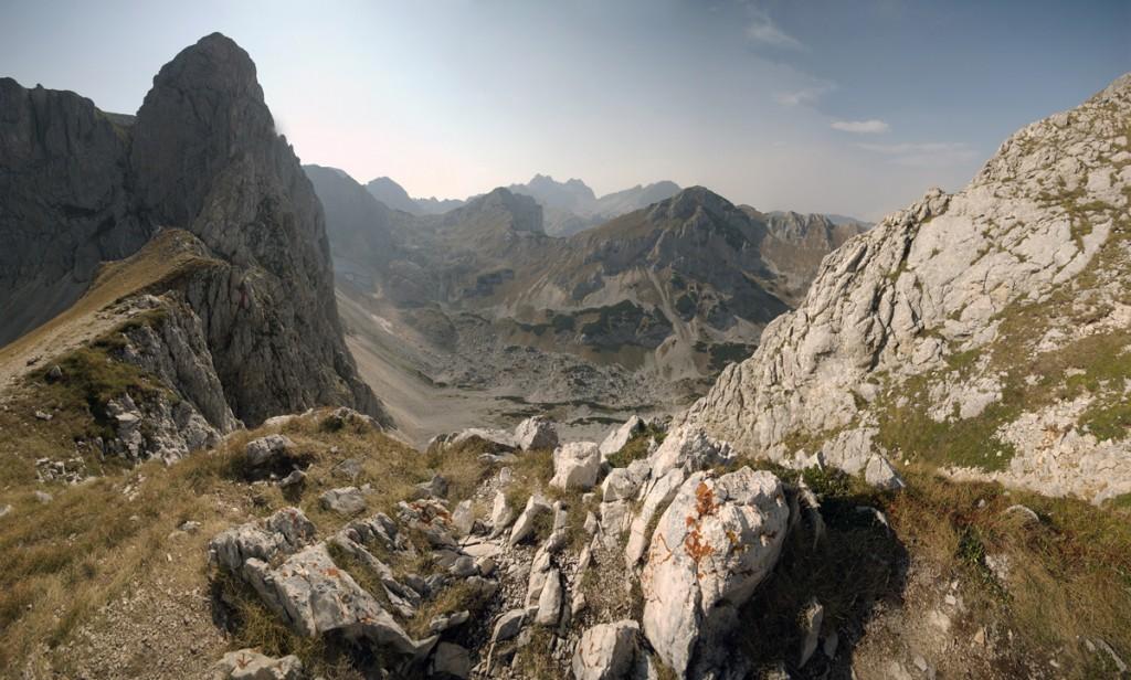 Гірський масив Дурмітор