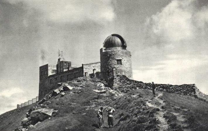Піп-Іван. Обсерваторія
