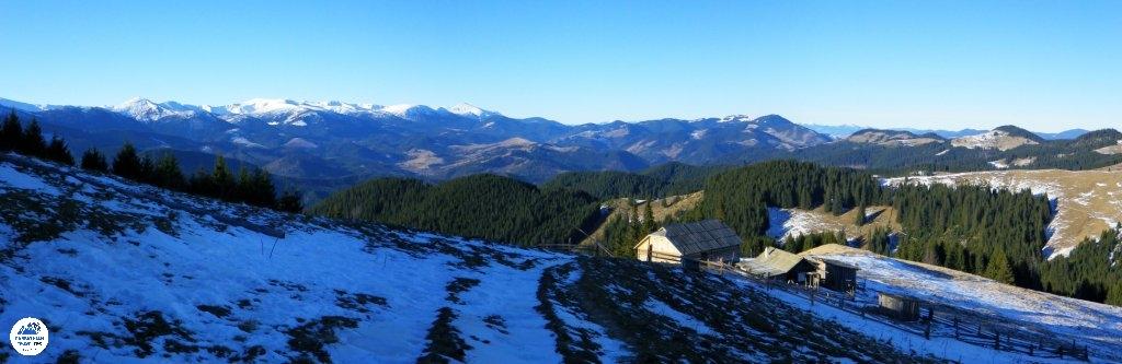 Зимовий похід по Гринявам