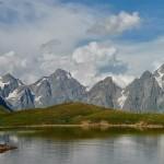 Озеро Корульди. Сванетия