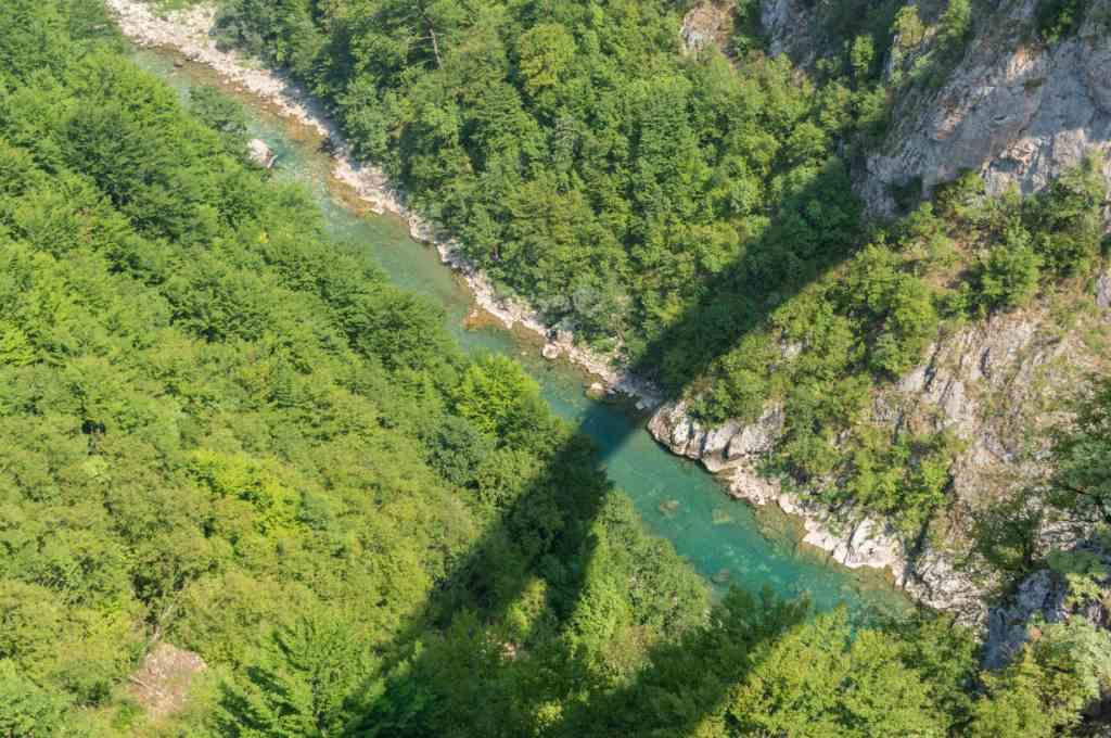 Міст на річці Тара