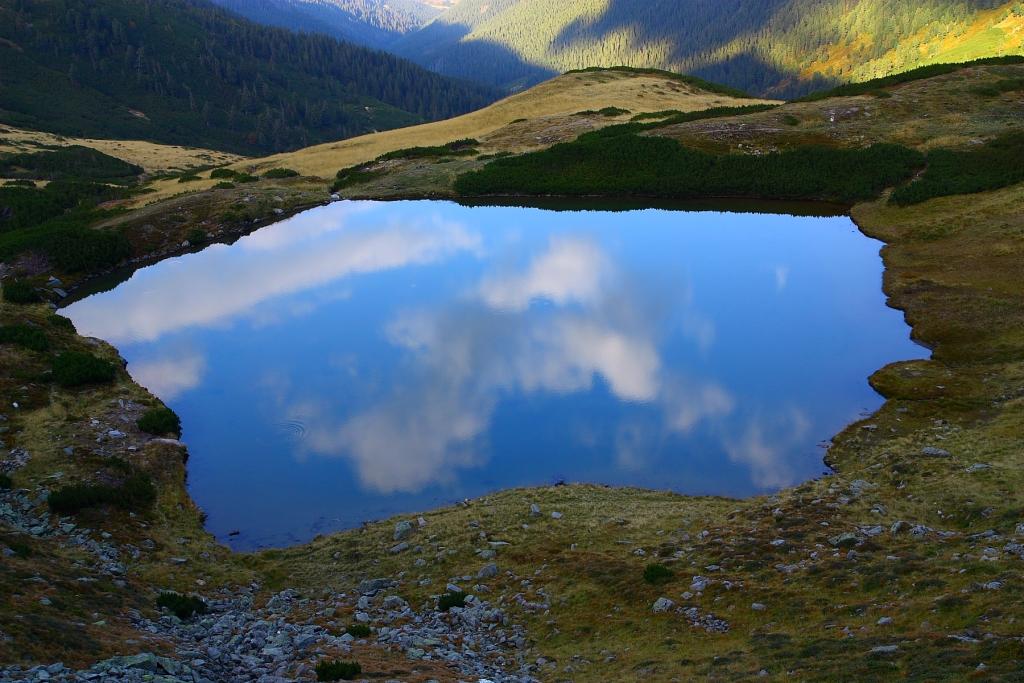 Родна. Озеро Лала Маре