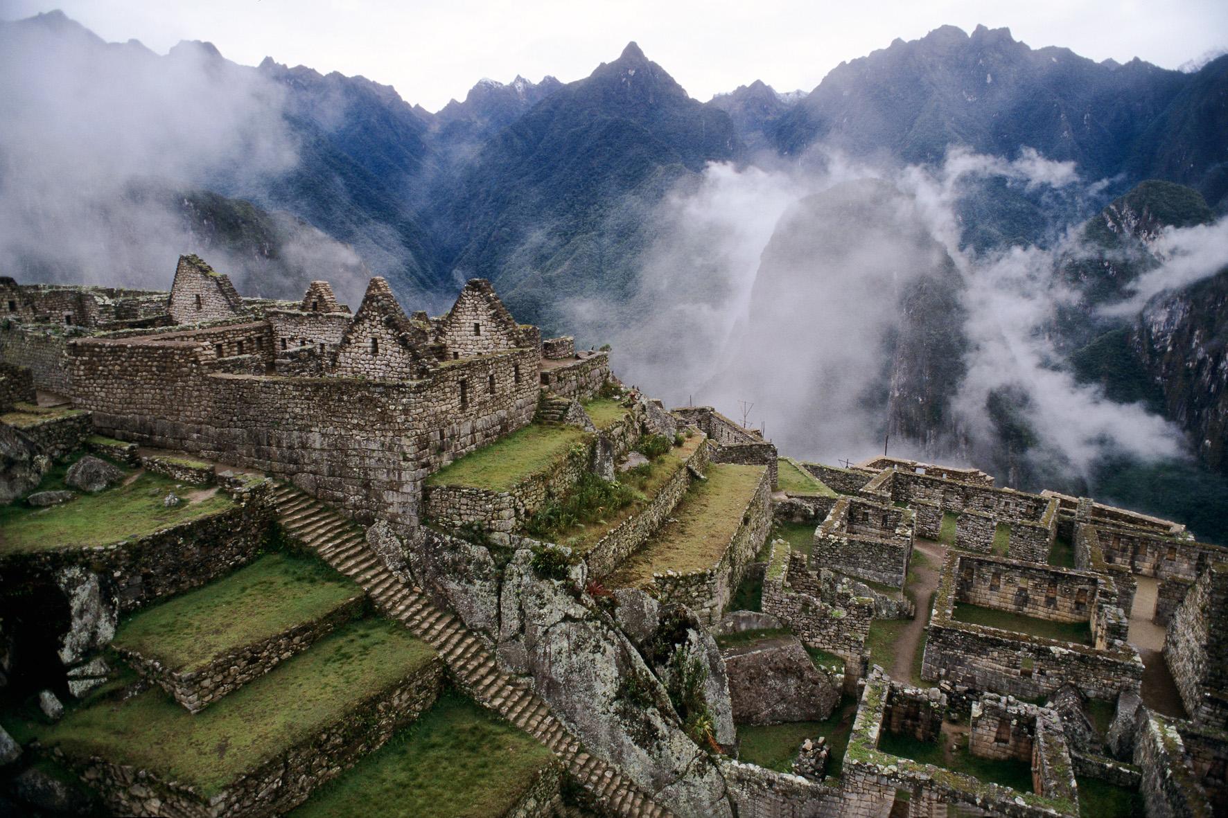 Чекекирао. Перу