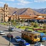 Куско. Перу