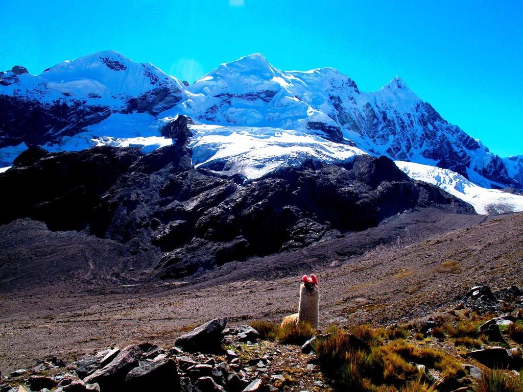 Анды. Перу